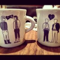 Photo taken at Café Souvenir by Tracy L. on 12/2/2012