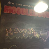 Photo taken at MOOYAH Burgers, Fries & Shakes by Cella L. on 7/19/2013
