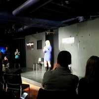 Photo taken at ImprovBoston by Deborah B. on 10/12/2012