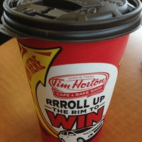 Photo taken at Tim Hortons by 👑 JoAnne R. on 3/9/2013
