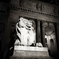 Photo taken at New York Public Library - Wertheim Study by Tim Y. on 12/5/2012