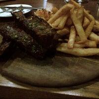 Photo taken at Steakhouse 66 by Fonny L. on 6/20/2013