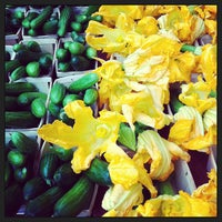 Photo taken at Dupont Circle FRESHFARM Market by Isa L. on 5/19/2013