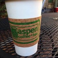 Photo taken at Aspen Coffee & Tea by Dan Y. on 11/19/2013