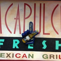 Photo taken at Acapulco Fresh by Jen R. on 11/26/2012