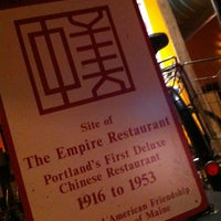 Photo taken at Empire Dine & Dance by Vik44 .. on 3/29/2013