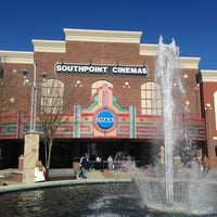 Photo taken at AMC Southpoint 17 by Carlos L. on 1/20/2013