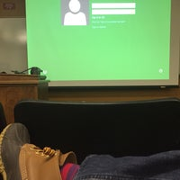 Photo taken at O'Kelly Hall by Christian S. on 1/14/2015