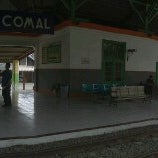 Photo taken at Stasiun Comal by Yohanes B. on 10/3/2012