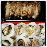 Photo taken at Fujiya Sushi by Danielle on 10/30/2012