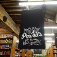 Photo taken at Powell's City of Books by Rachel L. on 9/15/2012