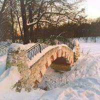 Photo taken at Природно-исторический парк «Кузьминки-Люблино» by D.Jazzoff.net D. on 1/27/2013