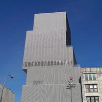 Photo taken at New Museum by Jacob C. on 6/5/2013