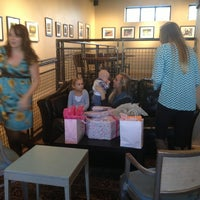 Photo taken at Redtree Art Gallery and Coffee Shop by Rene R. on 11/10/2013