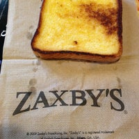 Photo taken at Zaxby's by Lynn P. on 2/5/2013