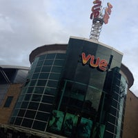 Photo taken at Vue Cinema by Jimbola on 10/27/2013