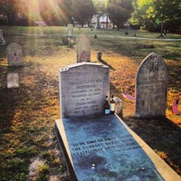 Photo taken at F. Scott Fitzgerald's Grave by Kurtis S. on 9/3/2013