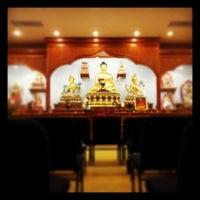 Photo taken at Kadampa Meditation Center Texas by Lukas K. on 3/16/2013