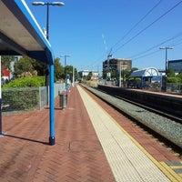 Photo taken at City West Train Station by sasha c. on 3/28/2014