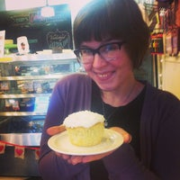 Photo taken at The Flying Cupcake by Jeremy G. on 2/9/2015