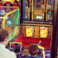 Photo taken at Chuck E. Cheese's by Adam C. on 12/21/2012