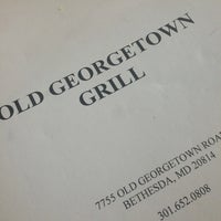 Photo taken at Old Georgetown Grille by Andrea R. on 6/28/2013