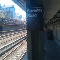 Photo taken at MTA Subway - Beverley Rd (Q) by Alex L. on 4/14/2013