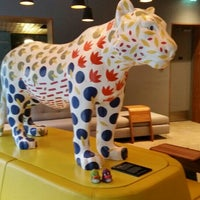 Photo taken at Apex City of Edinburgh Hotel by Ian M. on 10/13/2015