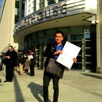 Photo taken at Theodore Roosevelt Federal Courthouse (U.S. District Court) by Kurt W. on 12/13/2012