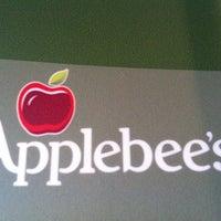 Photo taken at Applebee's by Odette G. on 5/4/2013