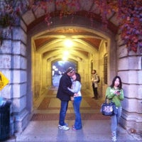 """Photo taken at Dennison Archway by Brittany Therese """"Rese"""" F. on 11/20/2012"""