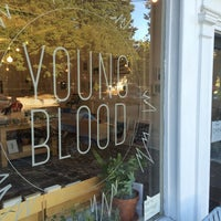 Photo taken at Young Blood Boutique by Shawn K. on 9/24/2014