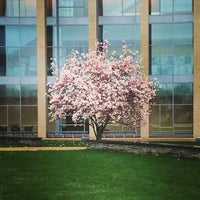 Photo taken at Olin College by gracie s. on 4/30/2014