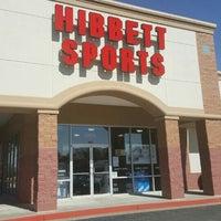 Photo taken at Hibbett Sports by Ricky L. on 3/28/2016