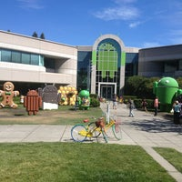 Photo taken at Googleplex - 44 by Gregory D. on 6/24/2014