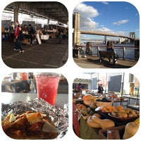 Photo taken at New Amsterdam Market by Edward F. on 10/21/2012
