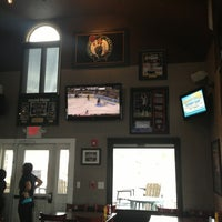 Photo taken at Brickhouse Center Sports Grill by James M. on 4/11/2013