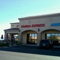 Photo taken at Panda Express by Diana P. on 11/13/2012