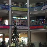 Photo taken at Seven Stars Mall by Rasha F EGY ⛳️ on 12/23/2015