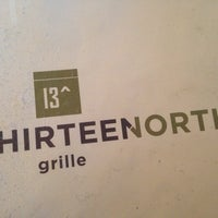 Photo taken at Thirteen North Grille by Moe B. on 11/24/2013