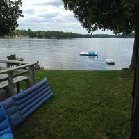 Photo taken at Lower Beverly Lake Park by Thea N. on 7/13/2013