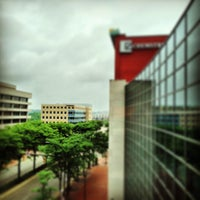 Photo taken at Akron-Summit County Public Library: Main Branch by Michael D. on 6/8/2013