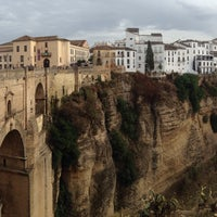 Photo taken at Ronda by Dries V. on 10/25/2016