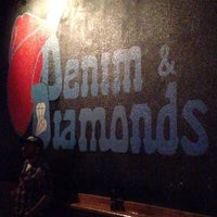 Photo taken at Denim & Diamonds by Rich H. on 1/23/2014