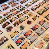 Photo taken at Iron sushi by Marinka Y. on 3/10/2014