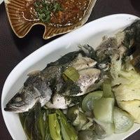 Photo taken at หนองคาย ป้าสุ by Kungkling on 4/30/2016