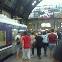 Photo taken at Trenes de Buenos Aires S.A. by Verónica on 3/29/2013
