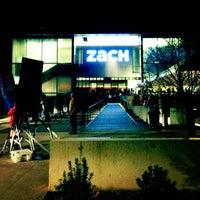 Photo taken at ZaCH Topfer Theatre by Joey L. on 3/10/2013