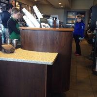 Photo taken at Starbucks by Antonio M. on 3/8/2014