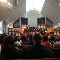 Photo taken at Ebenezer Baptist Church by James B. on 1/27/2013